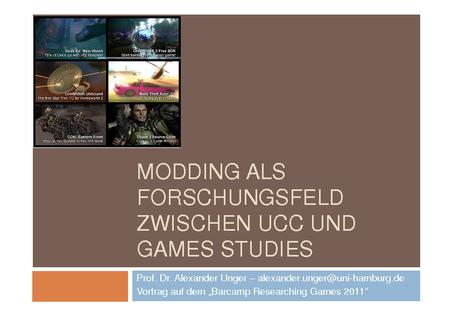 Folien zum Vortrag (PDF)